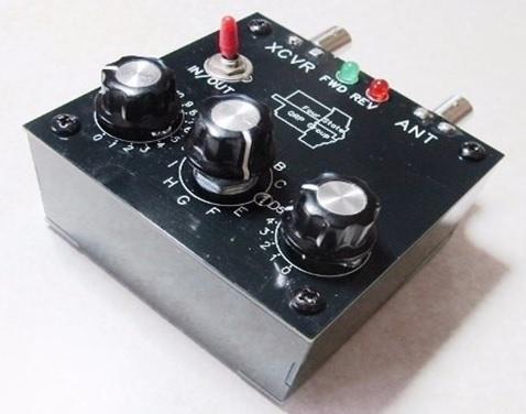 Building the 4SQRP 4-S Tuner/AntennaCoupler