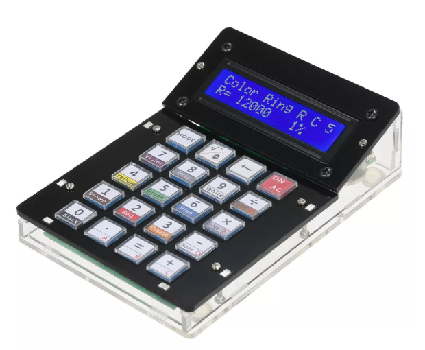 Banggood Calculator DIY kit build