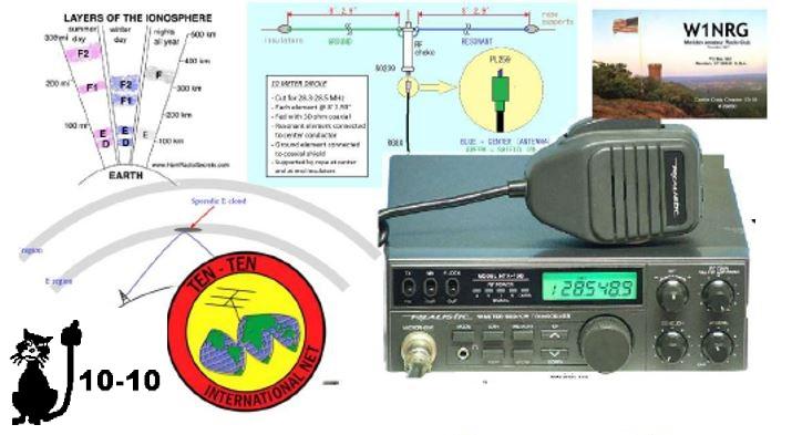 Ten Meters for theTechnician